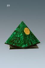 Стресc-шокер с оберегом Пирамида «Всевидящее око»